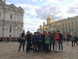 31.07.2019 В Московском Кремле