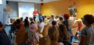 26/06/2019 Встреча с детским писателем И.Шевчуком
