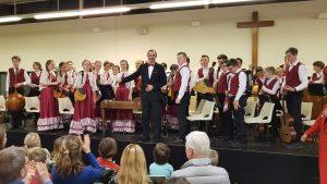 Концерт оркестра народных инструментов школы искусств имени Г.В. Свиридова