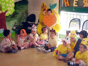 Детский летний праздник