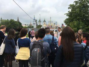24/07/2019 Экскурсия в ИЗМАЙЛОВСКИЙ КРЕМЛЬ