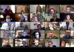 Рождественская онлайн встреча 18.12.2020. (Взрослые)