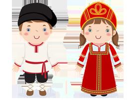 Cours Ateliers russe enfants