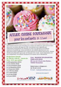 Read more about the article Atelier cuisine russe pour les enfants 2019-20
